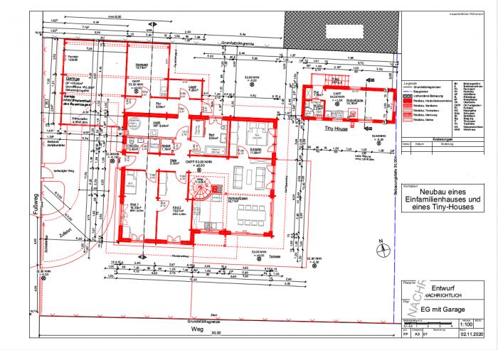 Grundriß - Erdgeschoss